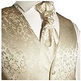 Paul Malone Tuxedo Vest and Cravat Sets