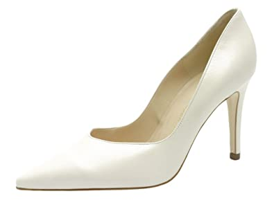new style b22d1 0346d Peter Kaiser Women's Dione Pumps white Size: 7: Amazon.co.uk ...