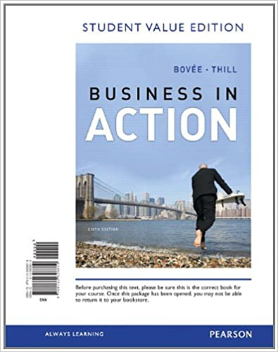 Business in action student value edition 6th edition courtland l business in action student value edition 6th edition 6th edition fandeluxe Gallery