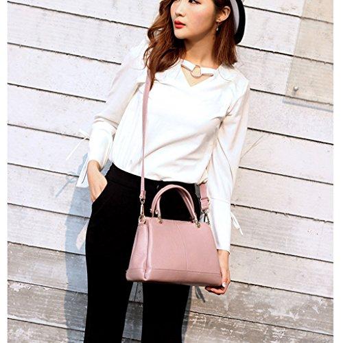 sac sac américaine sac bandoulière féminin à Pink à PU Lxf20 fashion féminin Sac main et européenne t81UA