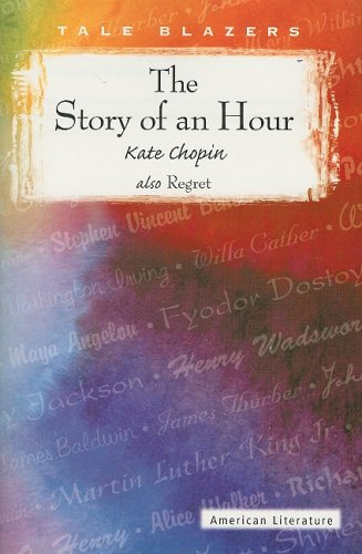 Image result for the story of an hour book cover