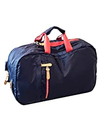 """Artone Oxford Water Resistant Big Capacity Backpack Travel Duffel Bag With Laptop Compartment Fit 15"""" Notebook Deep Blue"""