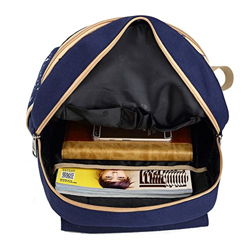 Yokeeyoo School Backpack Girls Bag For handbag shoulder Pink Bag Elementary 3pcs 11Crqx7w