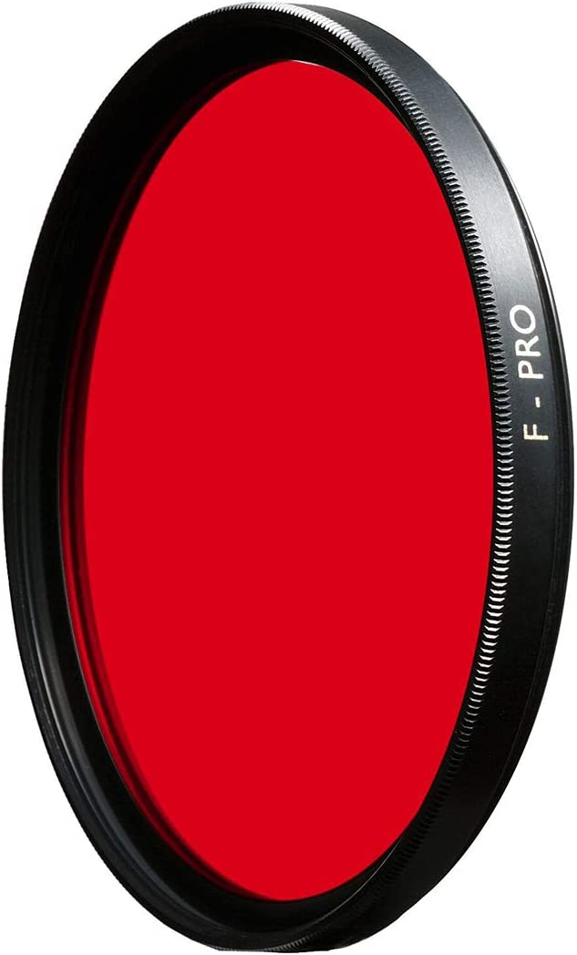 49mm, MRC, F-Pro B+W Filtre Rouge l/éger Import Allemagne