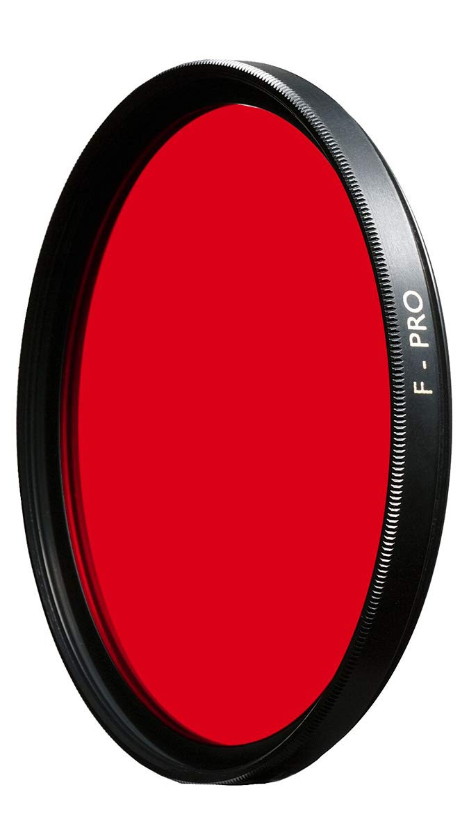 B+W 39mm Light Red Camera Lens Contrast Filter with Multi Resistant Coating (090M) by B + W