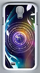 Samsung Galaxy S4 Case Customized Unique Colored Circles Cover For Samsung Galaxy S4 I9500