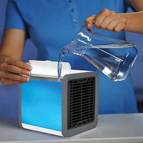 Portable Battery Operated Air Conditioner - 5