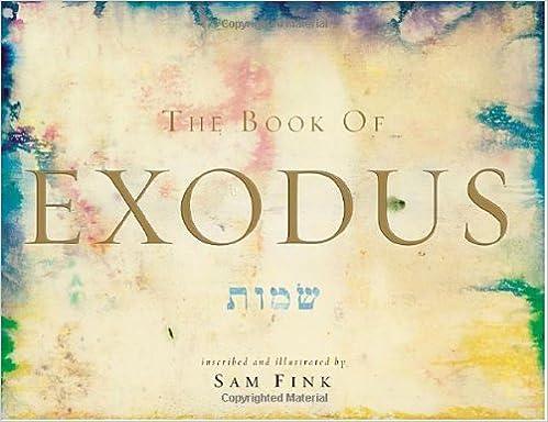 Gratis mp3 bøger på tape download The Book of Exodus (Hebrew Edition) 1599620359 MOBI