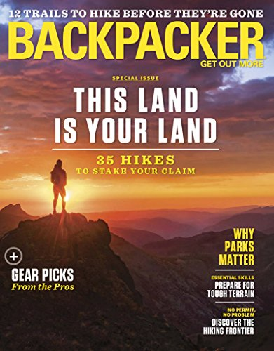 Backpacker - Of The Year Outdoor Gear Magazine