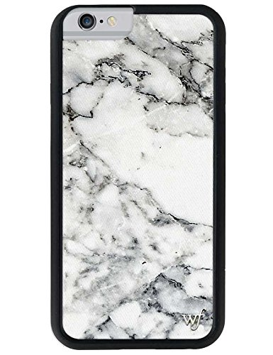 Wildflower Fashion iPhone 7 Handmade Patterned Case - Marble
