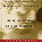 The Secret History Audiobook by Donna Tartt Narrated by Donna Tartt