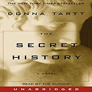 The Secret History Audiobook