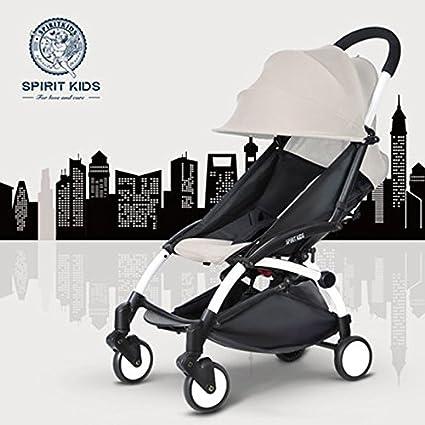 Portátil Coche de bolsillo de carrito de bebé Niños Ligero paraguas coche plegable Cochecito Cochecito Carrito