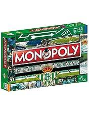 Monopoly- Balompi&Eacute Real Betis Balompié, Ninguna (Eleven Force 81625)