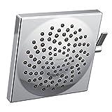 Moen S6345 Velocity Two-Function 8-1/2-Inch Diameter Spray Rainshower Showerhead, Chrome