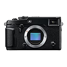Fujifilm X-Pro 2, 24 MP Mirrorless Camera (Body Only) Black