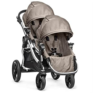 Baby Jogger City Select Stroller with Second Seat – Quartz