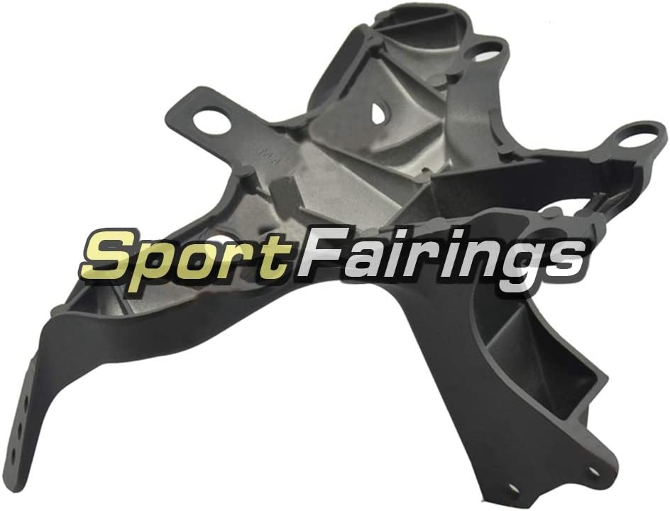 Sportbikefairings Headlight Fairing Bracket For Yamaha YZF 1000 R1 2004 2005 2006 Year 04-06 Front Support Stand Upper Stay