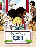 """Afficher """"Je suis en CE1 n° 1<br /> Premier jour de classe"""""""