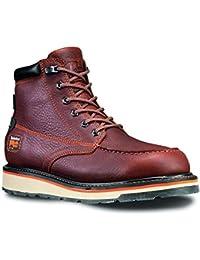 Men's Gridworks Moc Soft Toe Waterproof Industrial Boot