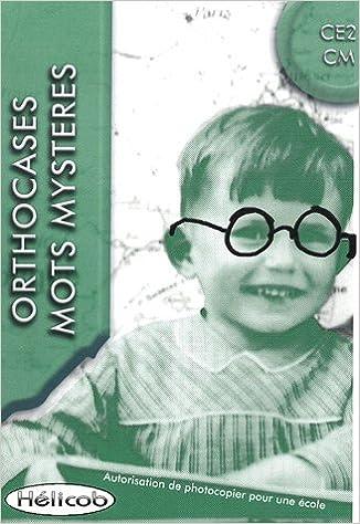 Livres Orthocases Mots mystères pdf