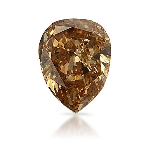 0.30 Ct Pear Diamond - 6