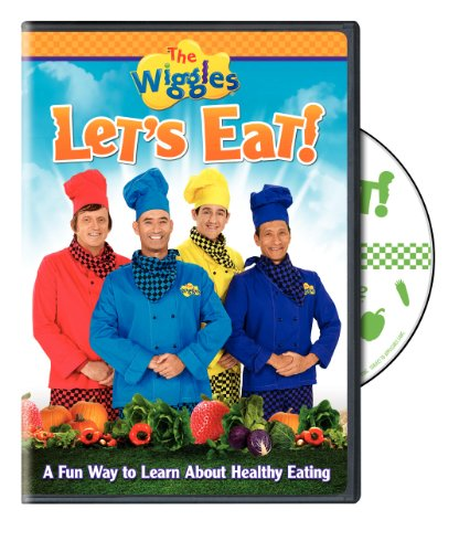 UPC 883929144747, The Wiggles: Let's Eat