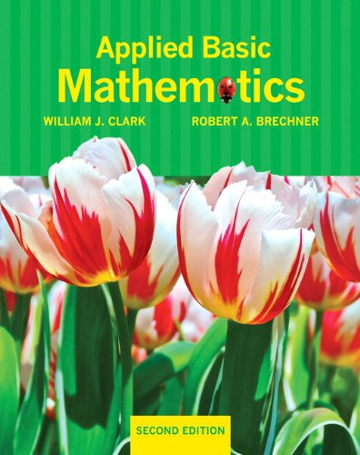 Applied Basic Mathematics plus MyLab Math/MyLab Statistics -- Access Card Package (2nd Edition)
