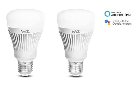 Wiz whites lampadine led smart tipo a wifi luce bianca