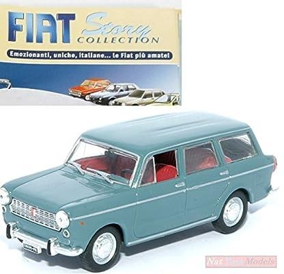 Amazon Fiat 1100 R Familiare 1966 Die Cast 143 Norev Model