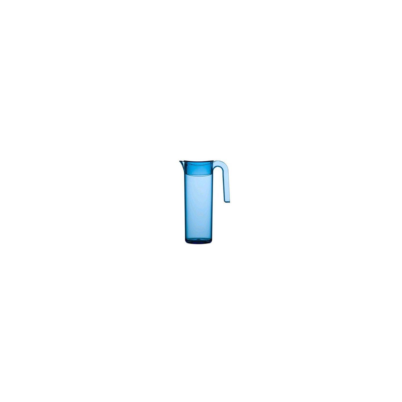 Rosti Mepal Water jug flow 1.5 l sky blue Fits in Fridge Door