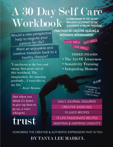 A 30-Day Selfcare Workbook