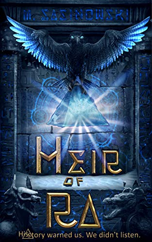 Heir of Ra (Blood of Ra Book One)