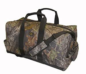"Custom Leathercraft Sportsman Mossy Oak 1111M 24-inch Gear Bag, ""WEEKENDER"""
