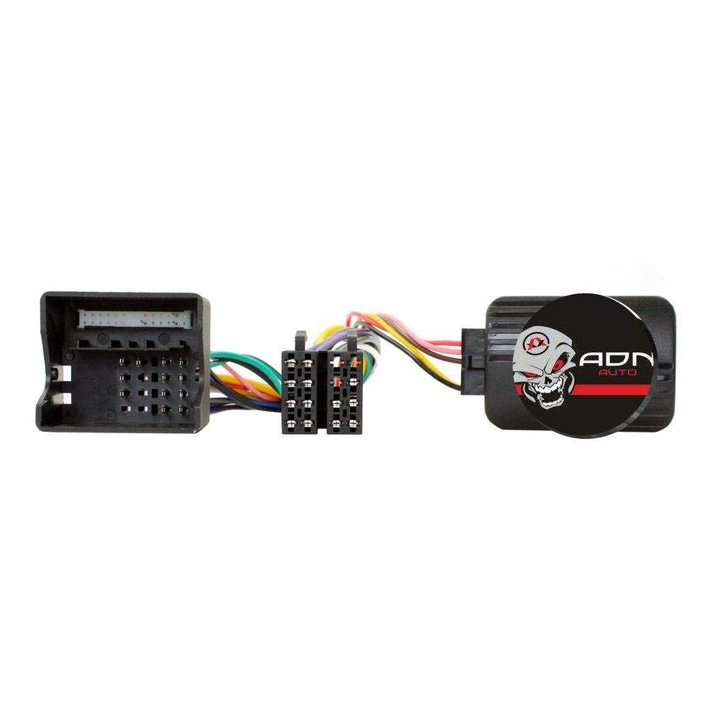 Interface Commande au volant FO2P pour Ford Ap04 Fakra Pioneer Sony ADNAuto