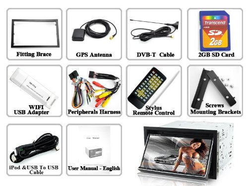 51UkbLNXRUL amazon com road emperor in dash car dvd with 3g internet (2din ouku double din wiring harness at n-0.co