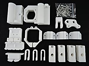[Sintron] 3D Printer Plastic Printed Part Frame Kit for MK8 Extuder Reprap Mendal Prusa i3 by Sintron