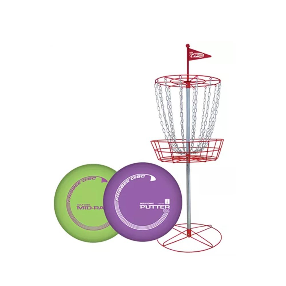 Wham-O Disc Golf Set