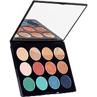 Natio Sapphire Coast Mineral Eyeshadow Palette, 9.6 g