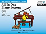 img - for All-in-One Piano Lessons Book A: Book with Audio and MIDI Access Included (Hal Leonard Student Piano Library (Songbooks)) book / textbook / text book