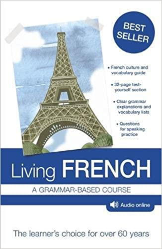 A Grammar-Based Course Living French