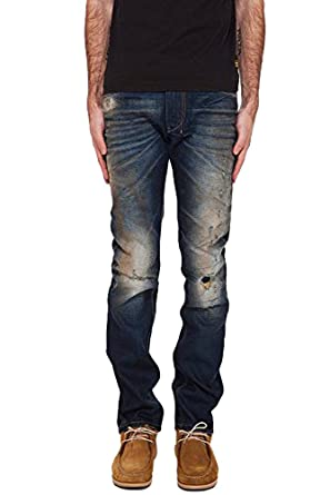 92718749 Image Unavailable. Image not available for. Color: Diesel Shioner 74Y Slim  Skinny