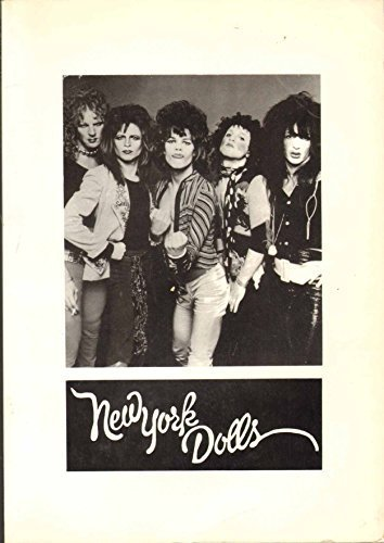 Morrissey New York Dolls - Morrissey's New York Dolls by Morrissey (1995-06-03)