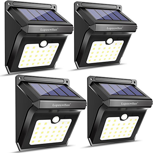 Solar Perimeter Security Lighting in US - 6
