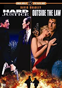 Amazon.com: Hard Justice/Outside the Law by David Bradley ...