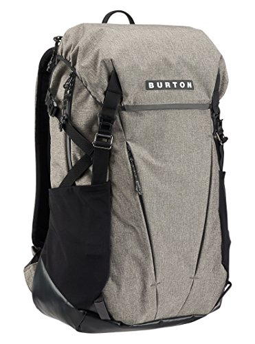 (Burton Spruce Backpack, Moon Mist Heather, One Size)