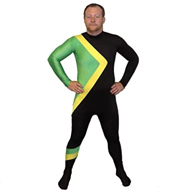2752acdf0e7 MyPartyShirt Men's Jamaican Bobsled Team Cool Runnings Costume