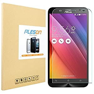 Amazon.com: ZenFone 2 Screen Protector, PLESON ASUS ZenFone 2 ...