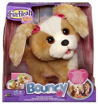 hasbro a0514e25 furreal friends bouncy my happy dog