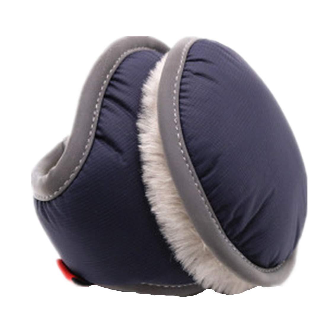 Unisex Collapsible Earmuff Winter Wrap Band Warmer Grip Earlap